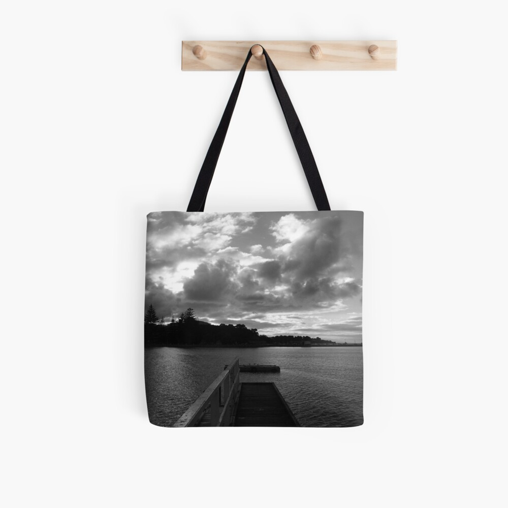 Sorrento Sunset Tote Bag