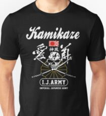 NEW IMPERIAL JAPANESE ARMY KAMIKAZE SUICIDE ATTACKS  T-Shirt