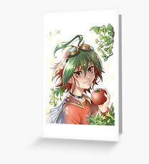 Yu-Gi-Oh! - Yuuya Greeting Card