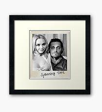 Buffalo '66 - Photo Booth Framed Print