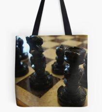 its all in the game Tote Bag