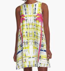 #Tropi A-Line Dress