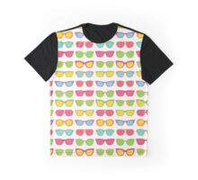 Funky Glasses Graphic T-Shirt