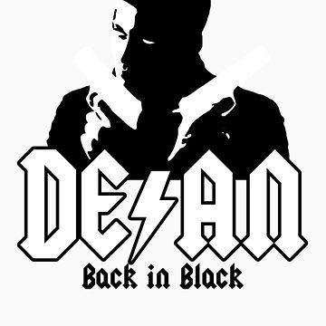 Back in Black by van-helsa124