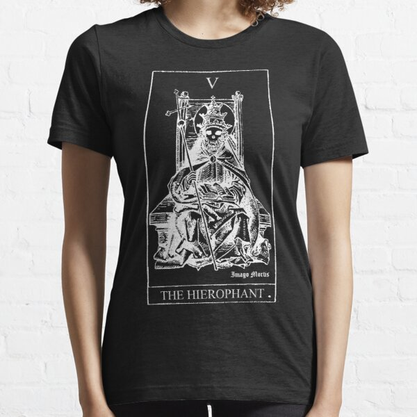 The Hierophant Tarot V Essential T-Shirt