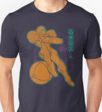 Anatomy of a Bounty Hunter T-Shirt