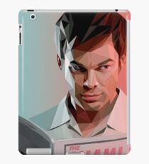 Dexter Morgan iPad Case/Skin