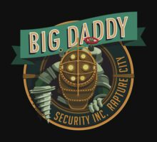 BigDaddy Security   | Unisex T-Shirt