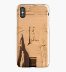 Abu Simbel  iPhone Case