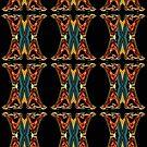 pattern # 10 by Wieslaw Jan Syposz