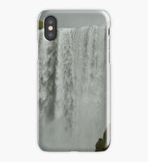 Skógafoss iPhone Case/Skin