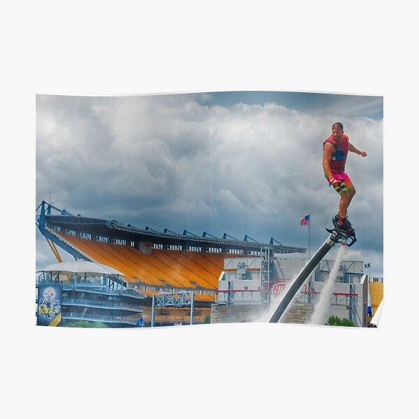 Pittsburgh Three Rivers  Regatta 2016 Poster