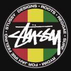 Reggae Stussy  by Jkotkir8888