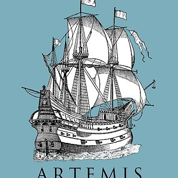 Artemis Ship by sireesanwar