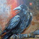 """The Rookie Defence Attorney (from """"A Murder of Crows Series"""") by bevmorgan"""