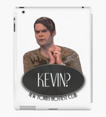 'Kevin?' - Stefon, Saturday Night Live iPad Case/Skin