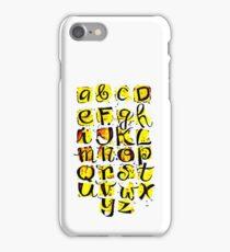 Alpha-betcha-like-it iPhone Case/Skin