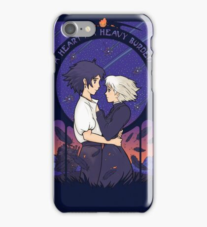 Something I Want to Protect (Dark) iPhone Case/Skin