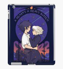 Something I Want to Protect (Dark) iPad Case/Skin
