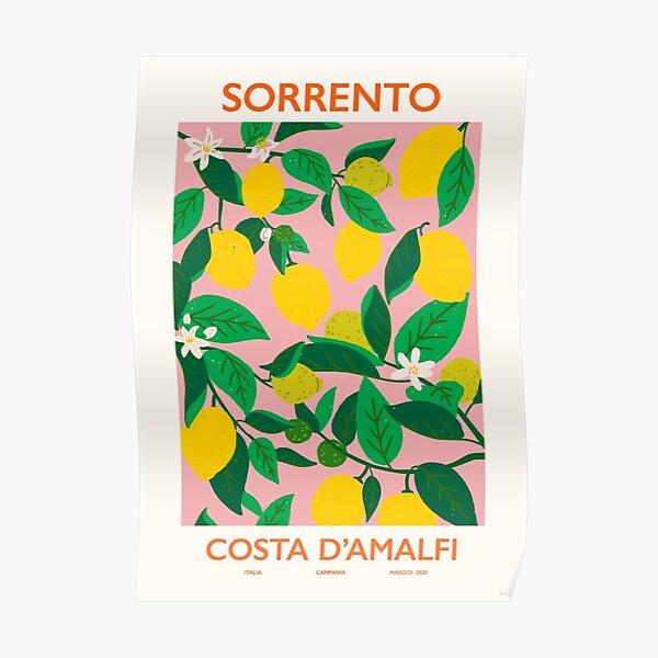 Sorrento Poster Poster