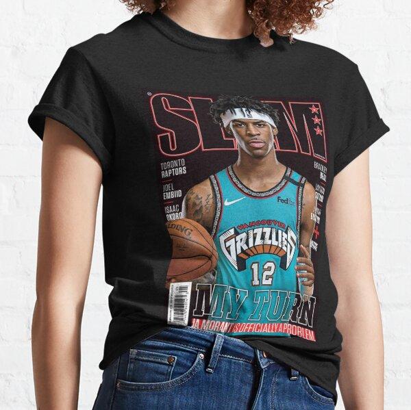 JA MORANT SLAM MAGAZINE Classic T-Shirt