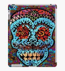 'Sweet Sugar Skull #3' iPad Case/Skin