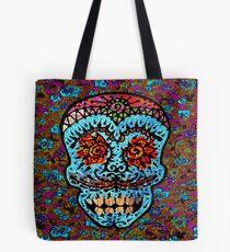 'Sweet Sugar Skull #3' Tote Bag