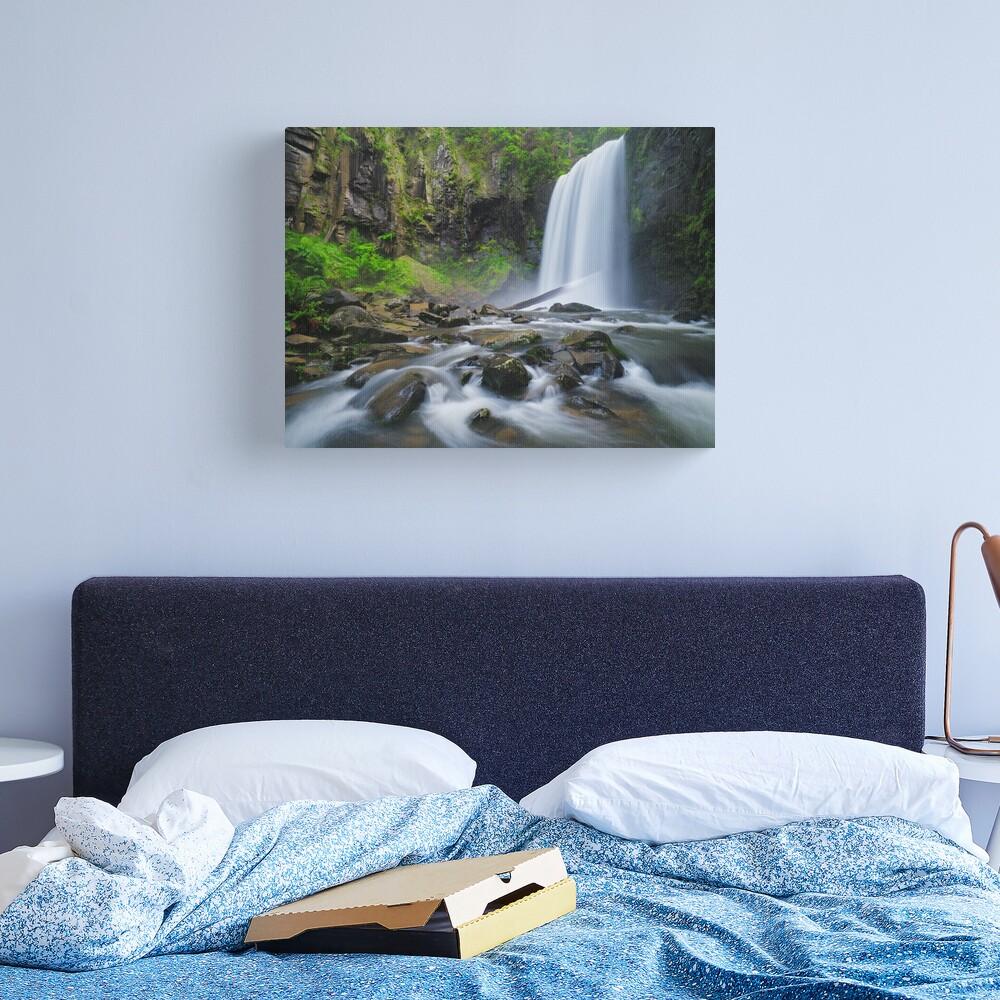Hopetoun Falls, Otways, Great Ocean Road, Victoria, Australia Canvas Print