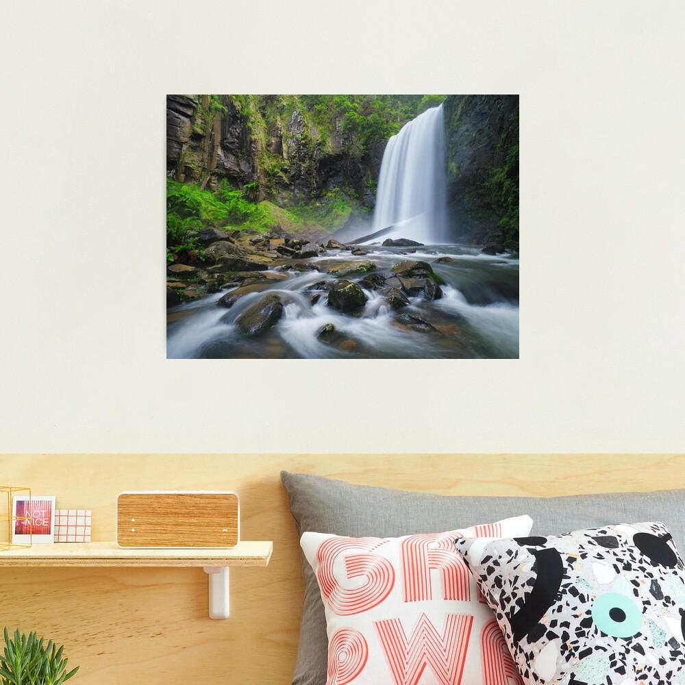 Hopetoun Falls, Otways, Great Ocean Road, Victoria, Australia Photographic Print