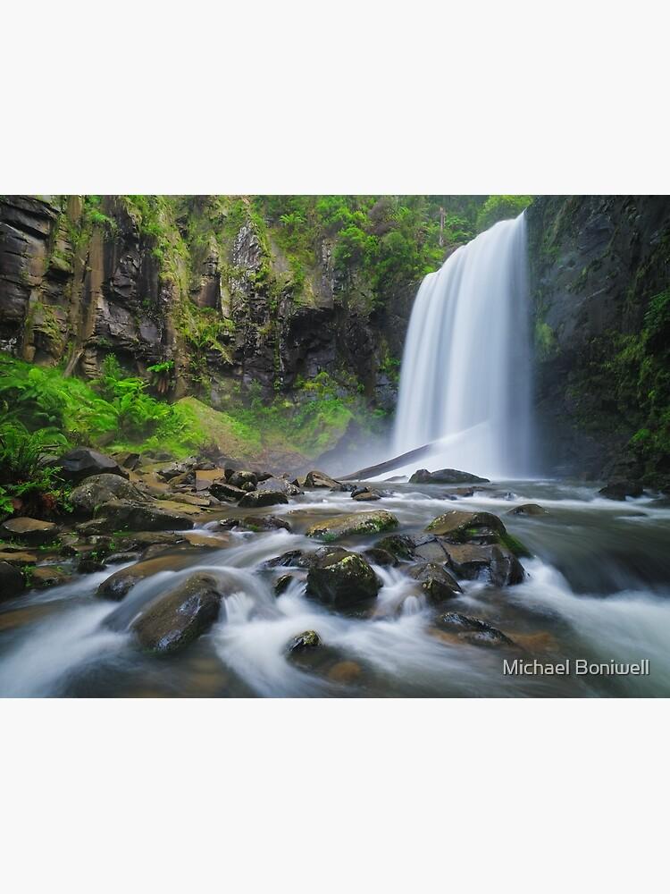 Hopetoun Falls, Otways, Great Ocean Road, Victoria, Australia by Chockstone