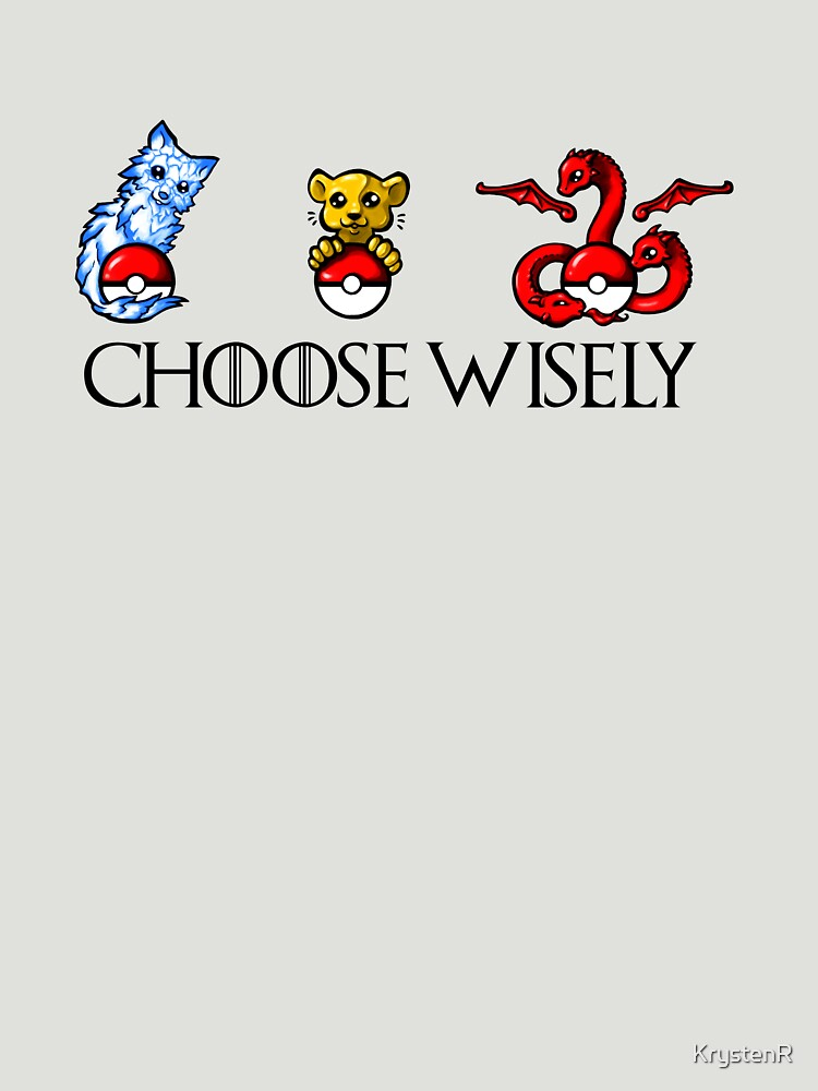 Choose Wisely | Unisex T-Shirt