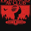 Hawkins AV Club by teevstee