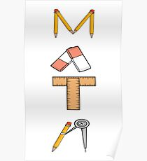 Mathematical Tools of the Trade Poster
