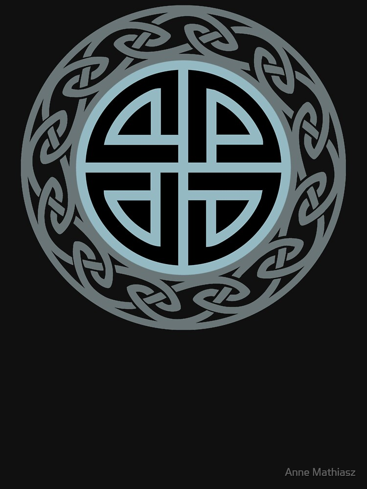 Celtic Shield Knot, Protection, Four corners knot, Norse, Viking,  by nitty-gritty