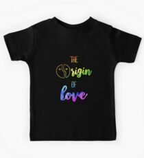 The Origin of Love   Hedwig and the Angry Inch Kids Tee