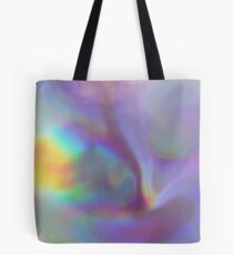 Holographic texture Tote Bag