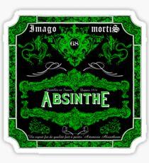Imago Mortis Absinthe Sticker