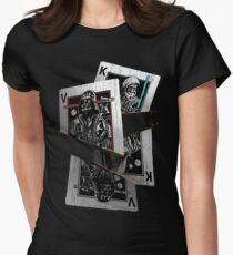 V/K - Special Edition Womens Fitted T-Shirt