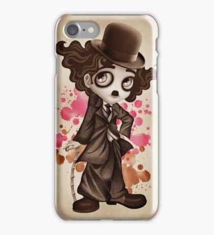 The Little Tramp iPhone Case/Skin