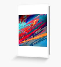 Nebula Greeting Card