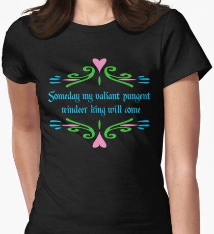 Valiant Pungent Reindeer King T-Shirt