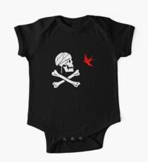 The Flag of Captain Jack Sparrow One Piece - Short Sleeve