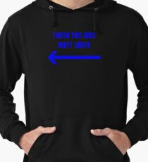 I Wish This Was Matt Smith Lightweight Hoodie