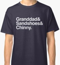 The 50th Anniversary Doctors Classic T-Shirt