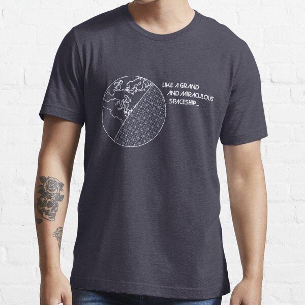 Miraculous Spaceship Essential T-Shirt