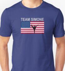 Team Simone - Gymnast t-shirt T-Shirt