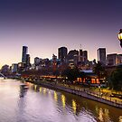 Yarra Sunset by wolfcat