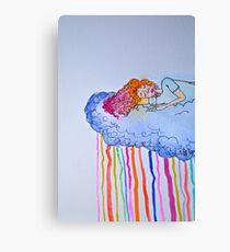 Cloud Dreamer Canvas Print