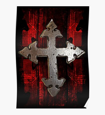 Knight of the Cross Poster