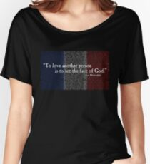 The Face of God Women's Relaxed Fit T-Shirt